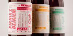 Gzub Craft Brewing — The Dieline - Package Design Resource