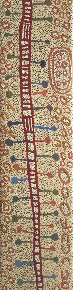 Here is another fine piece of Australian Aboriginal Art  by Yinarupa Nangala / Women's Dreaming is the title of the work.  Click the painting  to view this piece and more than 1000 other artworks from more than 100 of Australia's leading Indigenous artists.   Thank you and have a great day