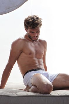 The lovely Jamie Dornan