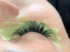 Eyelash Extensions Salons, Best Lash Extensions, Beauty Room Salon, Esthetics Room, Lash Room, Best Lashes, Types Of Curls, Press On Nails, Eyelashes