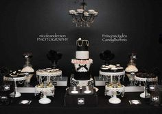 CHANEL inspired Birthday Party Ideas | Photo 1 of 22 | Catch My Party