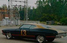 Talladega Nights: The Ballad of Ricky Bobby: 1969 Chevrolet Chevelle Malibu - The 50 Coolest Movie Cars | Complex