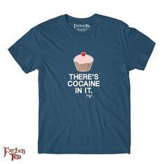 Blue Denim, Christmas, Mens Tops, T Shirt, Ideas, Fashion, Xmas, Supreme T Shirt, Moda