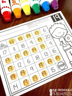 Number Sense for Kindergarten