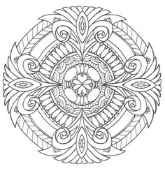 The Pure Royalty Adult Coloring Page is a mandala coloring page filled with opulence. Color in the lap of luxury when you print this adult coloring page. Blank Coloring Pages, Adult Coloring Book Pages, Printable Adult Coloring Pages, Mandala Coloring Pages, Coloring Books, Coloring Sheets, Mandala Drawing, Mandala Pattern, Colorful Drawings