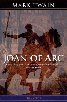 Amazon.com: Joan of Arc (0008987026822): Mark Twain: Books