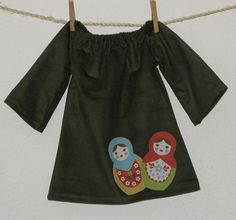 Baby Corduroy dress 1 by LittleTickle, via Flickr