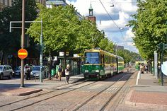 Mannerheimintie, Helsinki, Finland