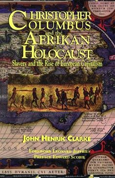 Dr. John H. Clark (January 1, 1915 – July 16, 1998), was a Pan-Africanist American Writer, Historian, Professor, and a Pioneer in the creation of Africana studies and professional institutions in academia starting in the late 1960s.  He was Professor of African World History and in 1969 founding chairman of the Department of Black and Puerto Rican Studies at Hunter College of the City University of New York.