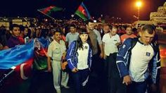 Azerbaijan Olympic team in Rio 2016