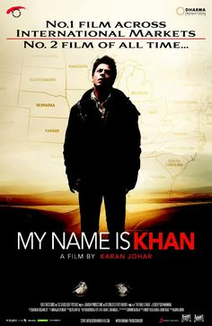 ShahRukhKhan: From Shah Rukh Khan To The King Khan! 6 Years for My Name is Khan! Shah Rukh Khan Quotes, Shah Rukh Khan Movies, Shahrukh Khan, Bollywood Posters, Bollywood Actors, Srk Movies, Good Movies, My Name Is Khan, Richest Actors