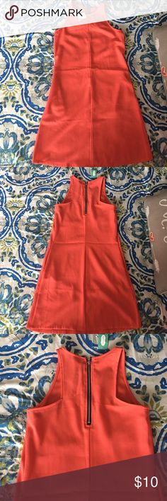 New coral dress. New coral dress with pockets. Size extra small. Maurices Dresses Midi