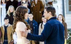 When Calls the Heart - Season 3 - Jack and Elizabeth