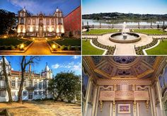 The amazing Barroque Palace of Freixo