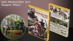 W50 Produções CDs, DVDs & Blu-Ray.: Sequestro Na Ilha  -  Lançamento  2017