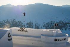Silje Norendal.  Is Suzuki Nine Queens the Best Women's Ski and Snowboard Event Ever?  http://www.stillstoked.com/inspire-me/suzuki-nine-queens-ski-snowboard-event/