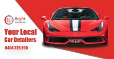 In Exterior Car Detailing we apply world class sealants to ensure we achieve superior results to your local car wash. We also do engine bay clean & dressing Automotive Detailing, Car Detailing, Interior Detailing, Detail Car Cleaning, Local Car Wash, Car Cleaning Services, Motorhome, Interior And Exterior, Engineering