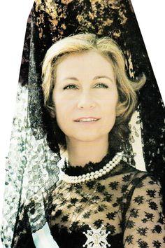 Queen Sophia of Spain