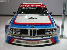 BMW (E9) 3.0 CSL IMSA