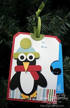 Punchy Penguin Gift Card