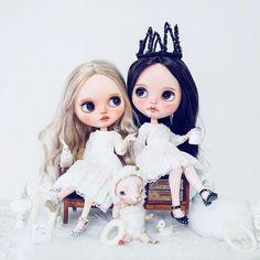 #Blythe #Blythedoll #customBlythe #noisedoll #Blythecustom #doll