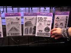 Stamp Magic Collection by Paper Wizard - CHA Winter 2016 Video
