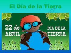 Spanish-El Dia de la Tierra PPT/Worksheets from Spanish Classroom on TeachersNotebook.com (21 pages)