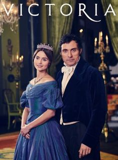 Image result for victoria tv series poster
