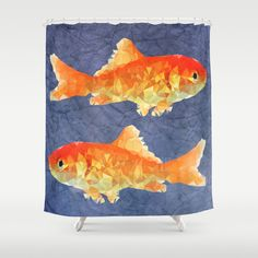 Fishy Shower Curtain