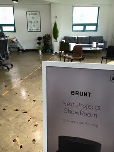 """Brunt made corner of the office as testroom to evaluate """"what and how"""" of smart home related items. Although the space is very small, contents will be filled productively. Graduated items from testroom will be considered as mass-production items. #brunt.co #living #technlogy #design #companyculture #iot #lifestyle #products"""