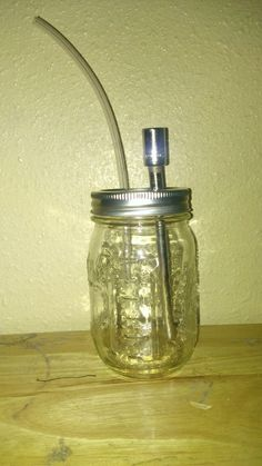 mason jar Bong « Confessions Of The AnonymoUS