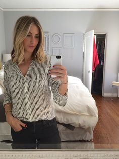 where can I get this top? | via Cupcakes & Cashmere