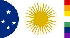 Bandera sudamericana