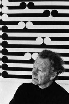 Gordon Walters 1978, photographed by Marti Friedlander