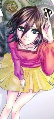 Ayane Kitsako - Konoha High School next gen
