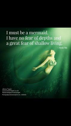 A call of a mermaid