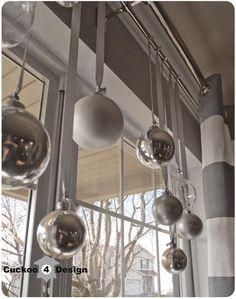 Resultado de imagen para vánoční výzdoba oken