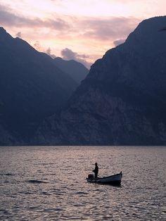 #pesca #sport #lagodigarda #lakegarda #gardasee #gardameer