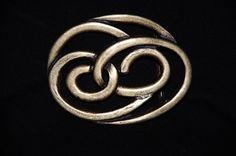 Brass Celtic Knots Belt Buckle - For Snap Leather Belt. Brass by CUERO925LEATHER on Etsy https://www.etsy.com/listing/225174968/brass-celtic-knots-belt-buckle-for-snap