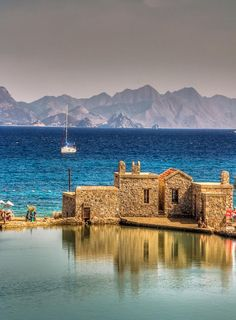 Datca, Turkey by Nejdet Duzen