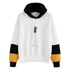 BU2H Women Coat Printing Colorful Zipper Hoodies Hooded Sweatshirt Coat Jacket