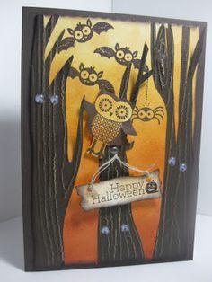 fab Halloween card by Alison http://stampininsnowdonia.blogspot.co.uk/2012/09/pinkies-stampin-up-autumnwinter.html