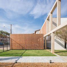 Grid House,© Haruo Mikami