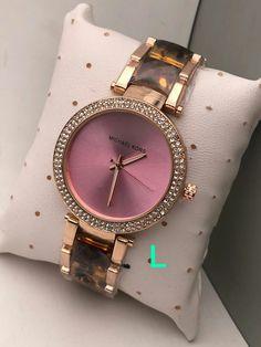 Pink Watch, Elegant Watches, Watch Sale, Michael Kors Watch, Accessories, Instagram, Women, Fashion, Moda