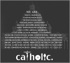 And I will be a father to you and you shall be sons and daughters to Me, says the Lord Almighty. Catholic Catechism, Catholic Beliefs, Catholic Prayers, Christianity, Catholic Schools Week, Catholic Homeschooling, Catholic Kids, Becoming Catholic, Spiritual Words