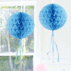 Honeycomb 30cm Frozen Party, Something Blue, Blue Wedding, Honeycomb, Neutral Colors, Baby Shower, Ceiling Lights, Babyshower, Honeycombs
