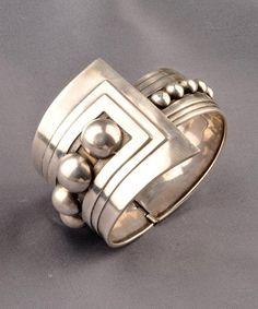 Bracelet | Gerardo Lopez. Sterling silver
