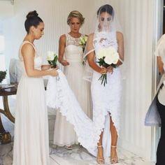 Cheap Wedding Dress, Wedding Gowns, Wedding Bells, Church Wedding, Wedding Wishes, Casual Bridesmaid Dresses, Bridesmaids, Grace Loves Lace, Boho Bride