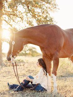 Pure Harmonie zwischen Pferd & Reiter ❤
