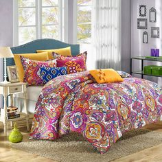 Chic Home Mumbai 8 Piece Comforter Set & Reviews | Wayfair